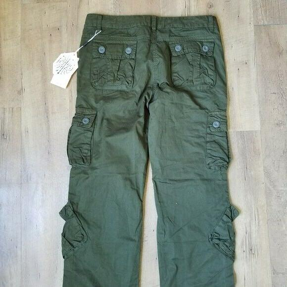 Match cargo pants 3XL