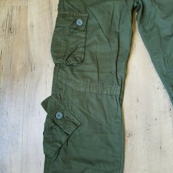 Match Stick army cargo pants size 3XL