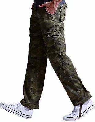 Match Cargo Pants