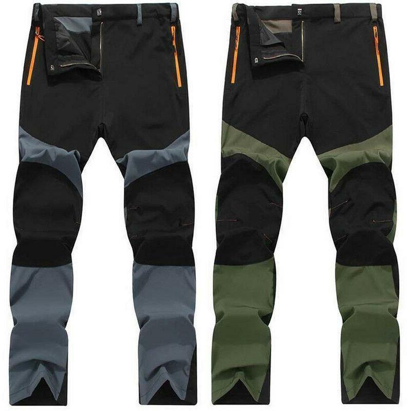 Men Hiking Climbing Combat Cargo Trouser