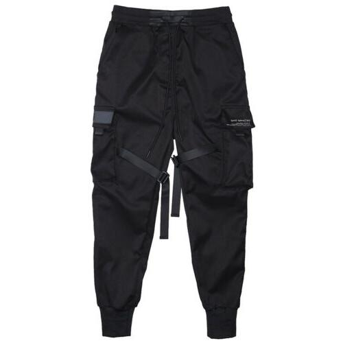 Cargo Harem Pants Joggers Street Hip Hop Trousers