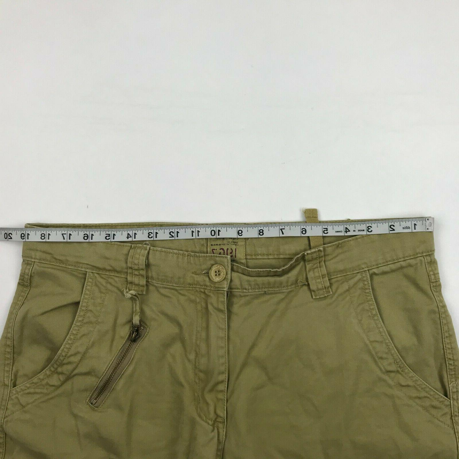 Must Men 8 Army Cargo Pants sz