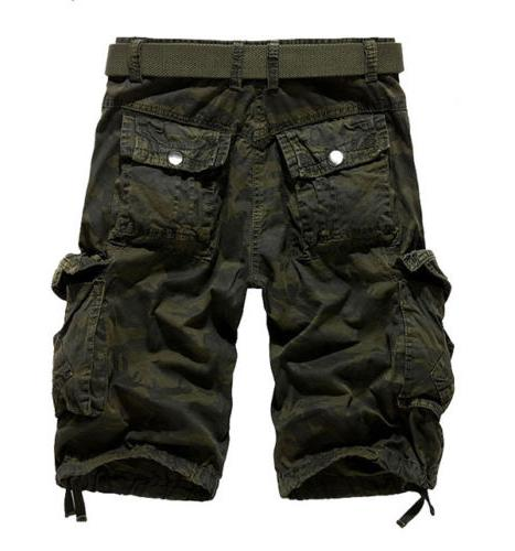 Men Military Casual Army Trousers