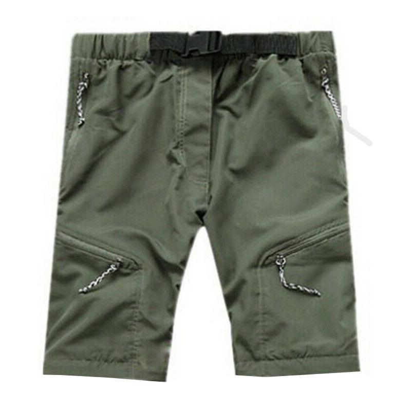 Men Outdoor Tactical Pocket Trouser