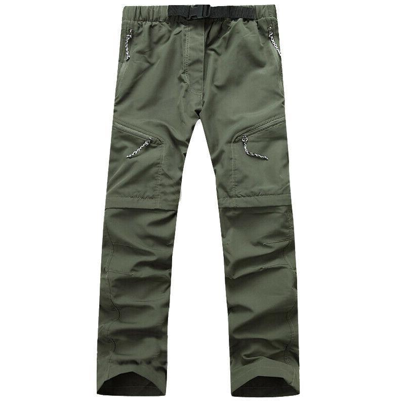 Men Hiking Tactical Trouser Pants