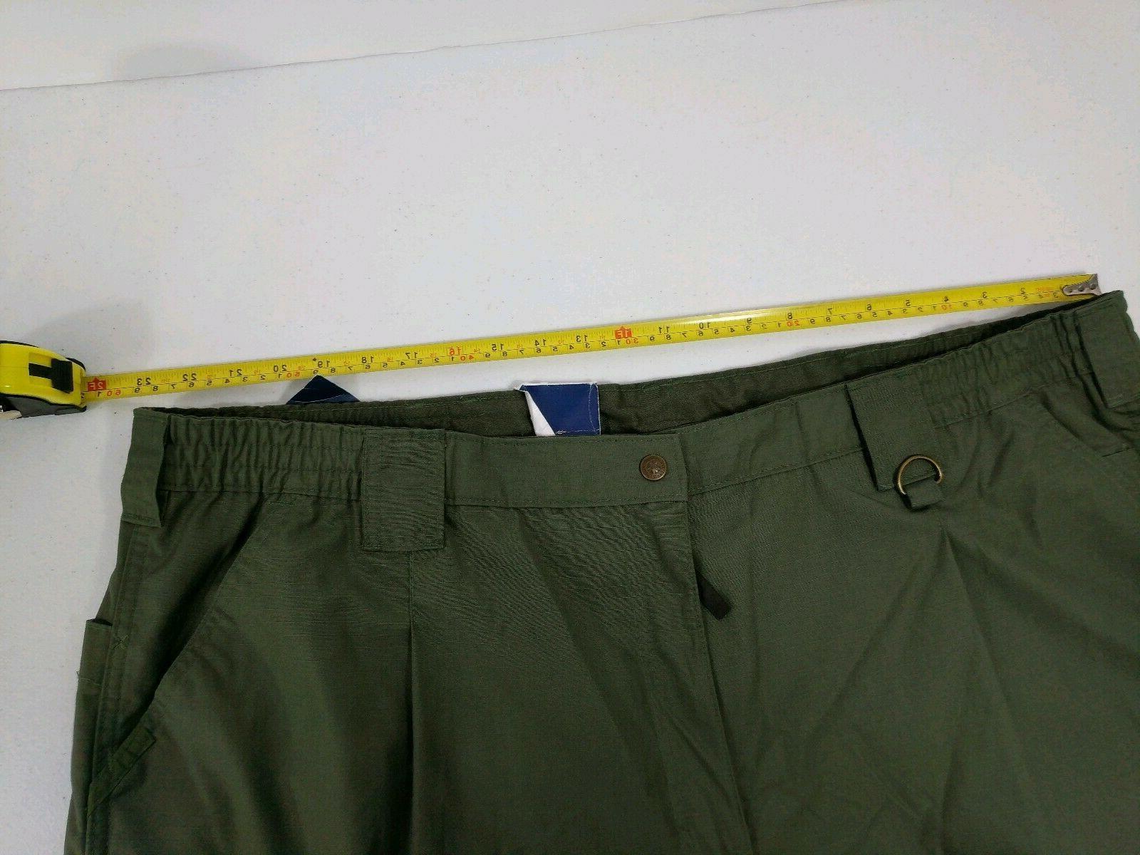 Propper Tactical Pants Green Un-Hemmed