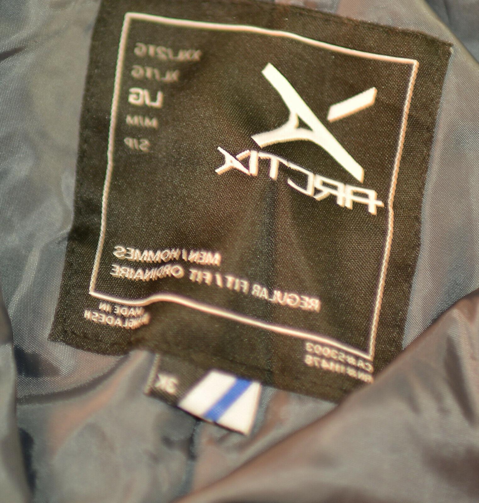 Arctix 1960 Black Pants SIZE LARGE Snow