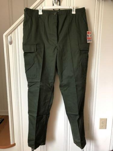 Fly Large/long NWT Green