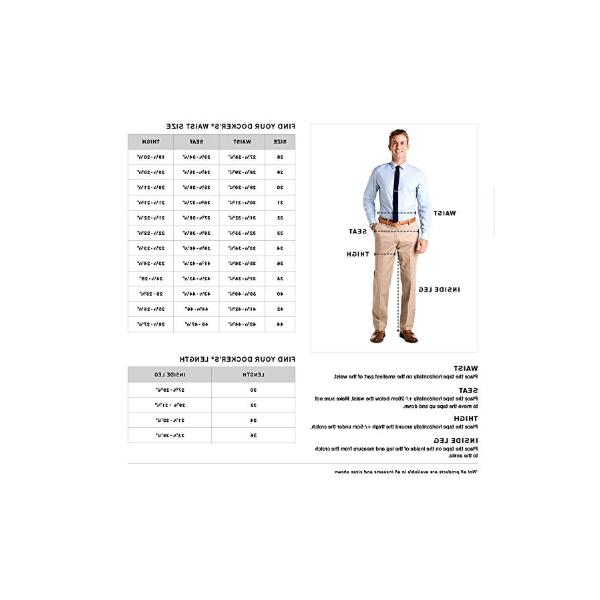 Tall D3 Classic Fit Front Pant