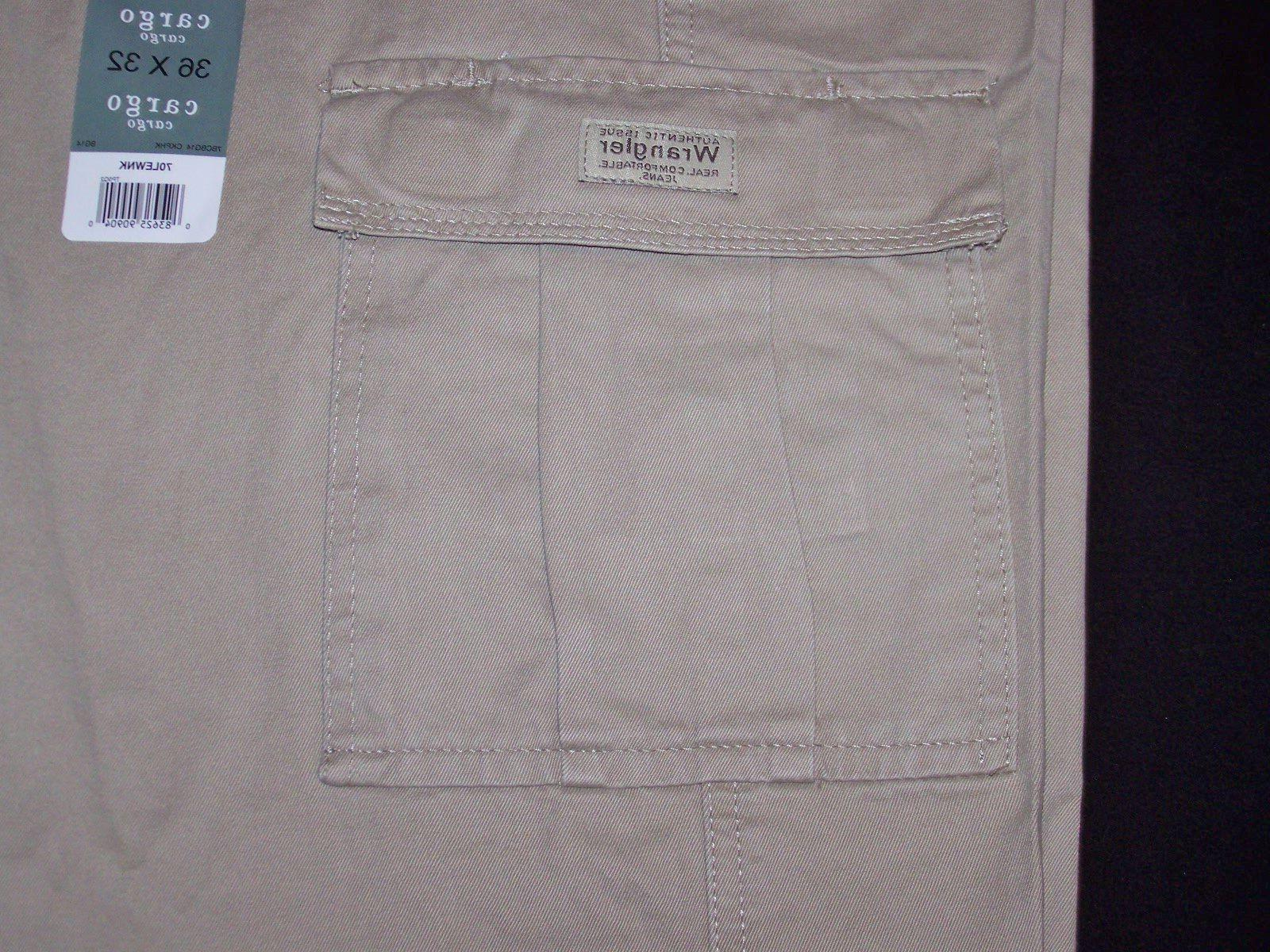 Men's BIG MAN Khaki Fit 46,