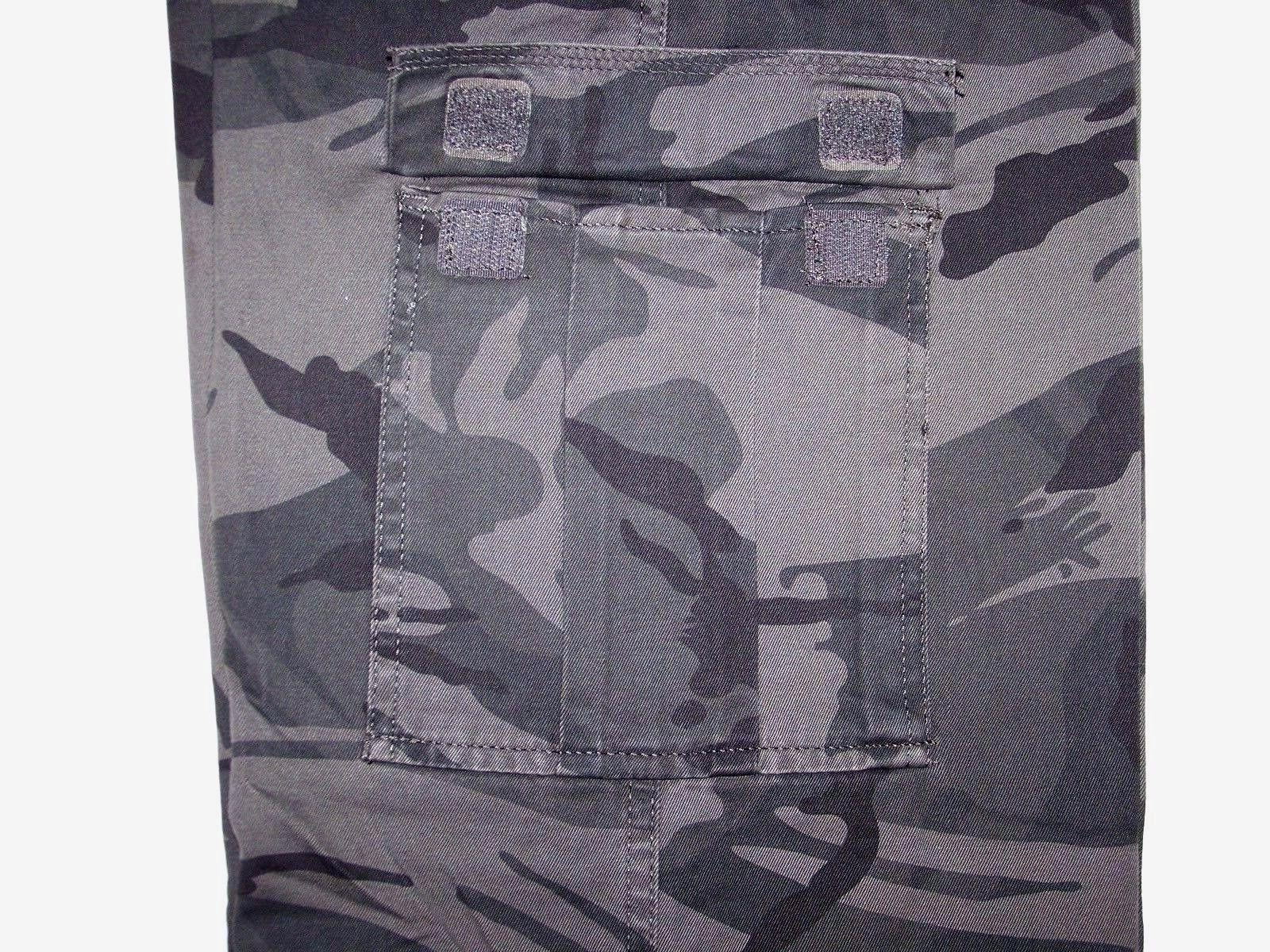 Men's Camouflage Cargo Relaxed Fit Straight