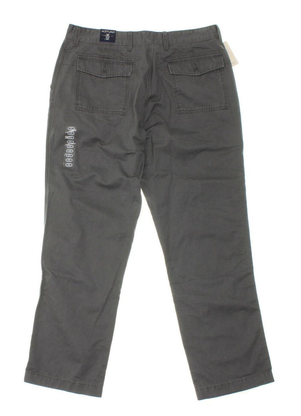 men s cargo back pocket casual pants