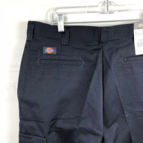 Dickies Cargo Pants blue NWT