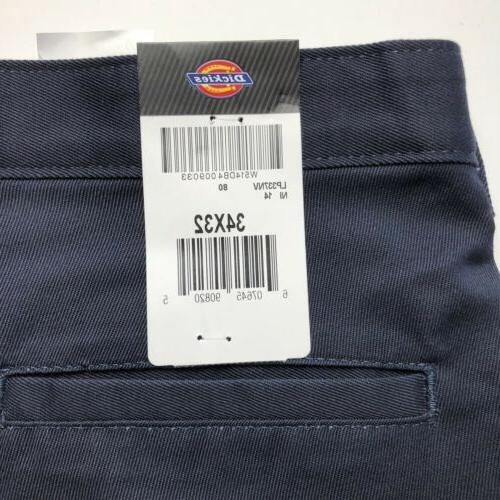 Dickies Men's Work Pants blue