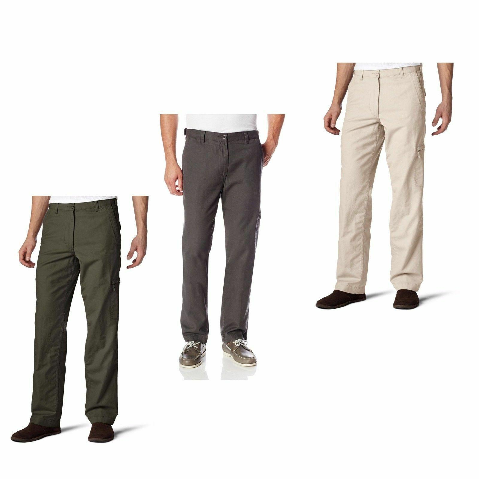 men s comfort cargo d3 classic fit