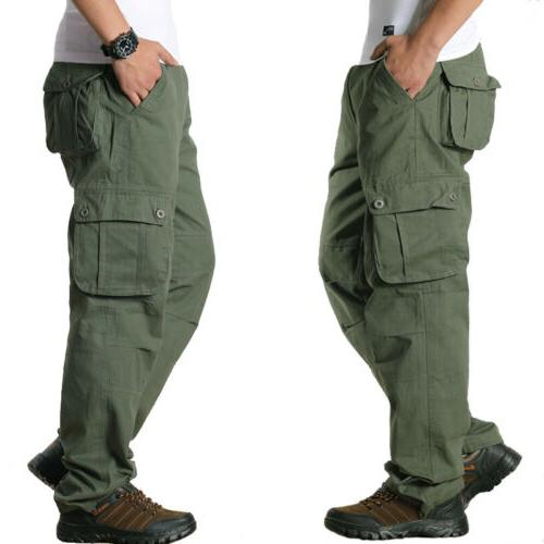 Men's Army With Pocket