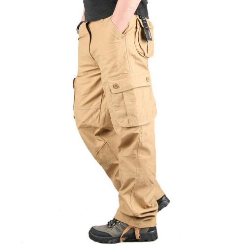 Men's Army With Pocket Relaxed