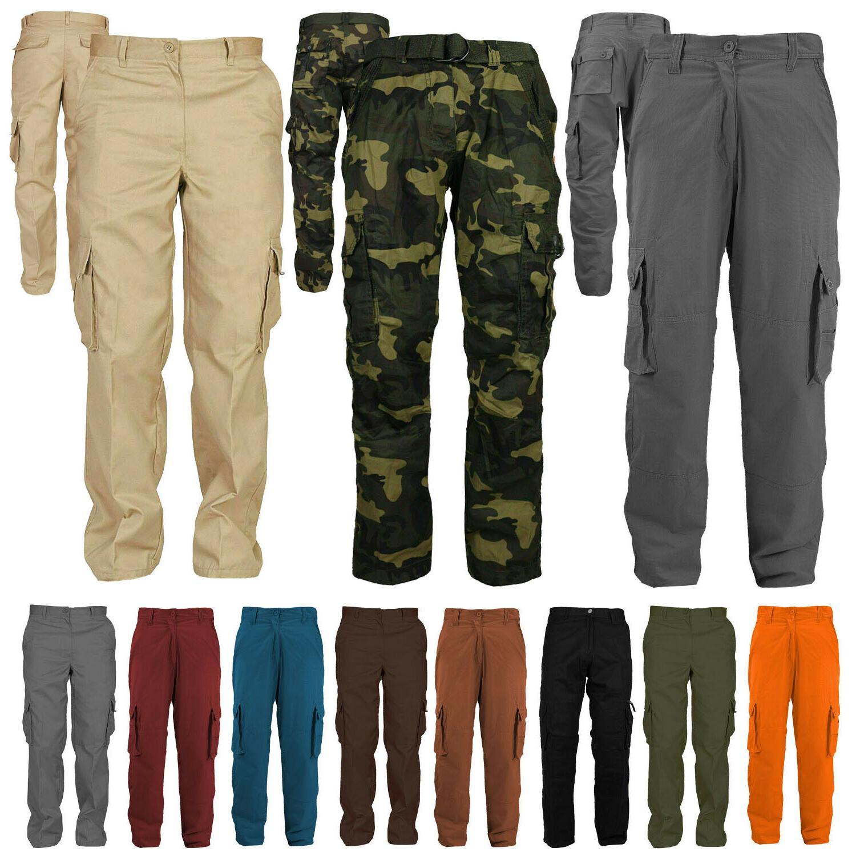 men s cotton casual tactical utility multi