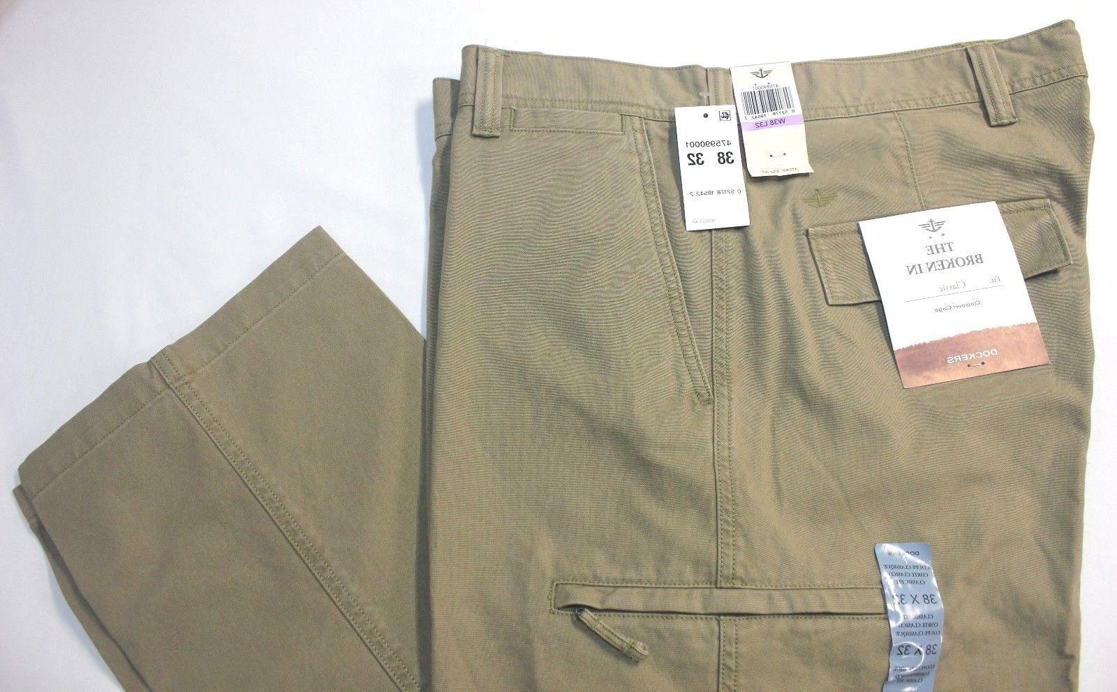 Dockers Crossover British Khaki Pants