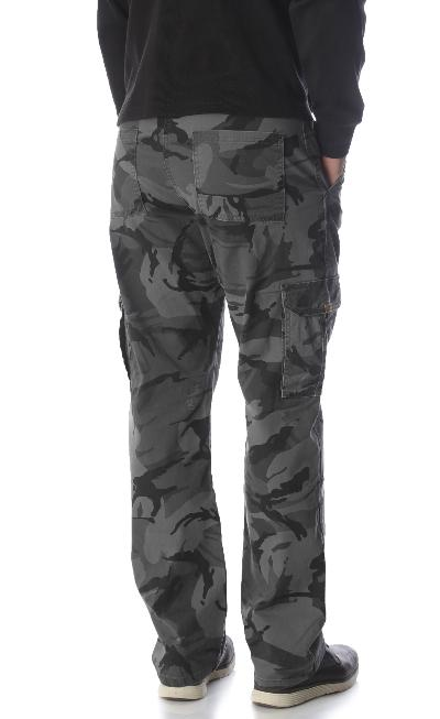 Mens Cargo Pants Relaxed Tech 38 42 46