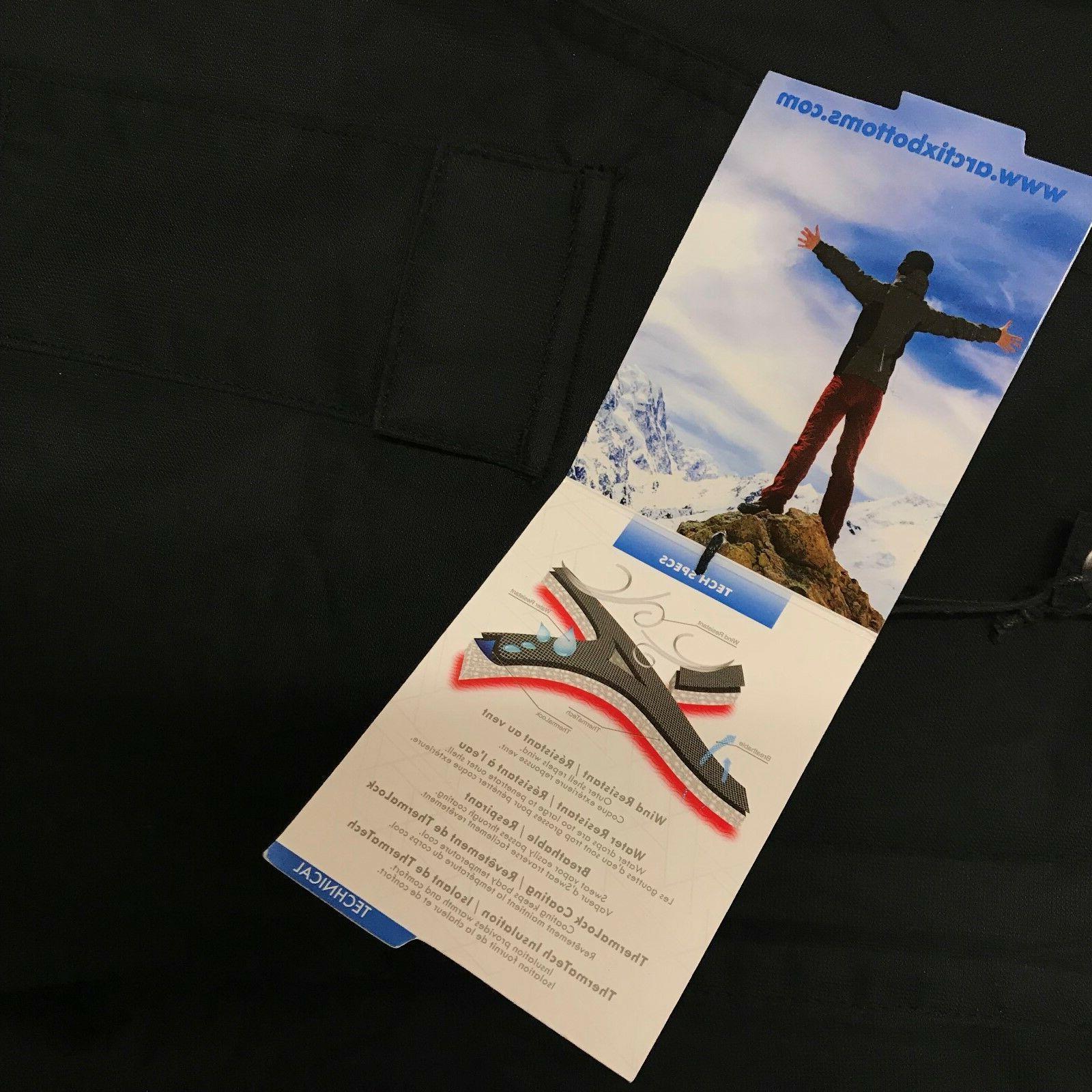 Arctix Marksman Black Pants SZ