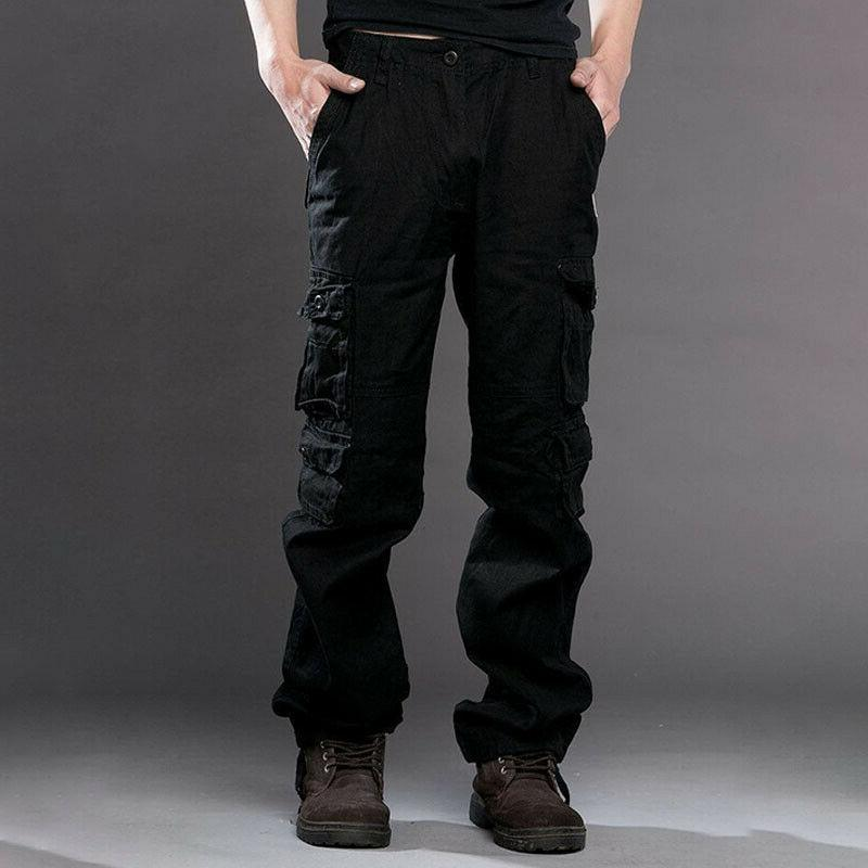 Men's Pants Combat Army Casual