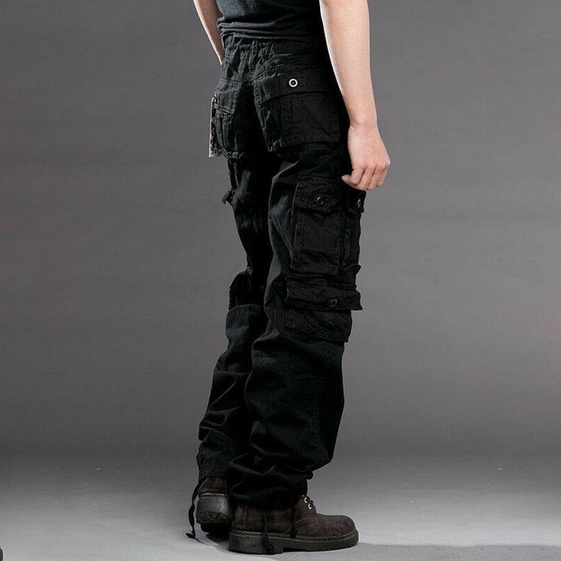 Men's Military Pants Army Casual