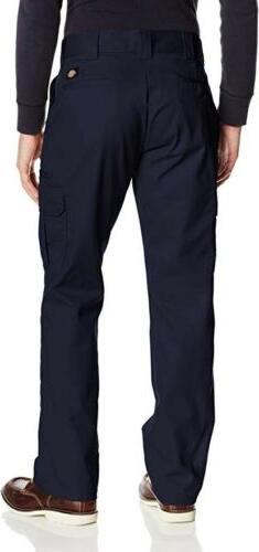 Straight Stretch Twill Cargo Pants L30