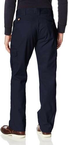 Straight Stretch Twill Cargo Pants L30