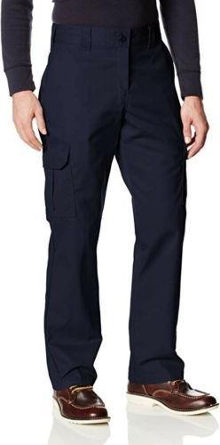 Dickies Men's Regular Fit Straight Leg Stretch Twill Cargo P