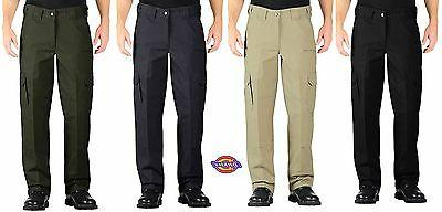 Dickies Men's Relaxed Fit Canvas Tactical Pant - Field Duty