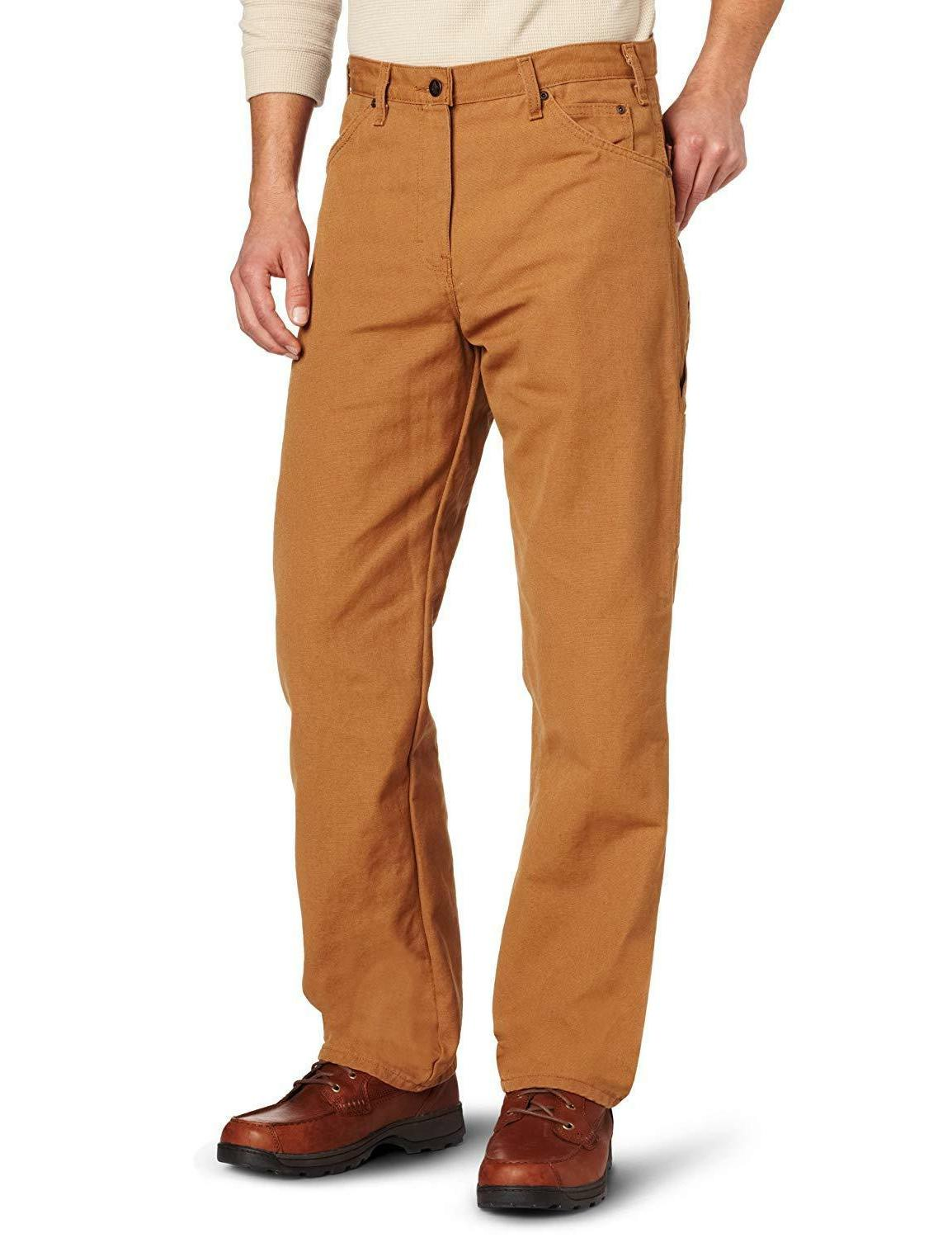 Dickies Relaxed Straight-Leg Duck Carpenter With