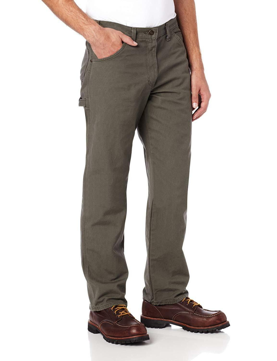 Dickies Men's Straight-Leg Carpenter With