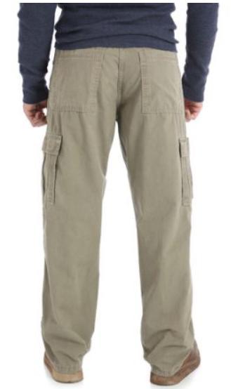 Men's RipStop Pants Khaki Tech ALL 34-48