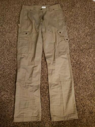 Men's Carhartt Ripstop Cargo Pants x NEW