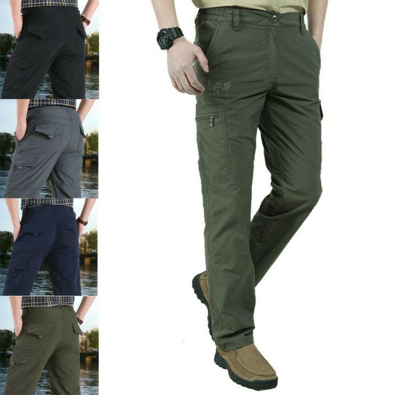 Men Cargo with Pockets