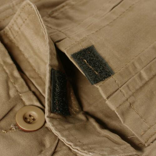 Cargo Long Pockets Loose Trousers