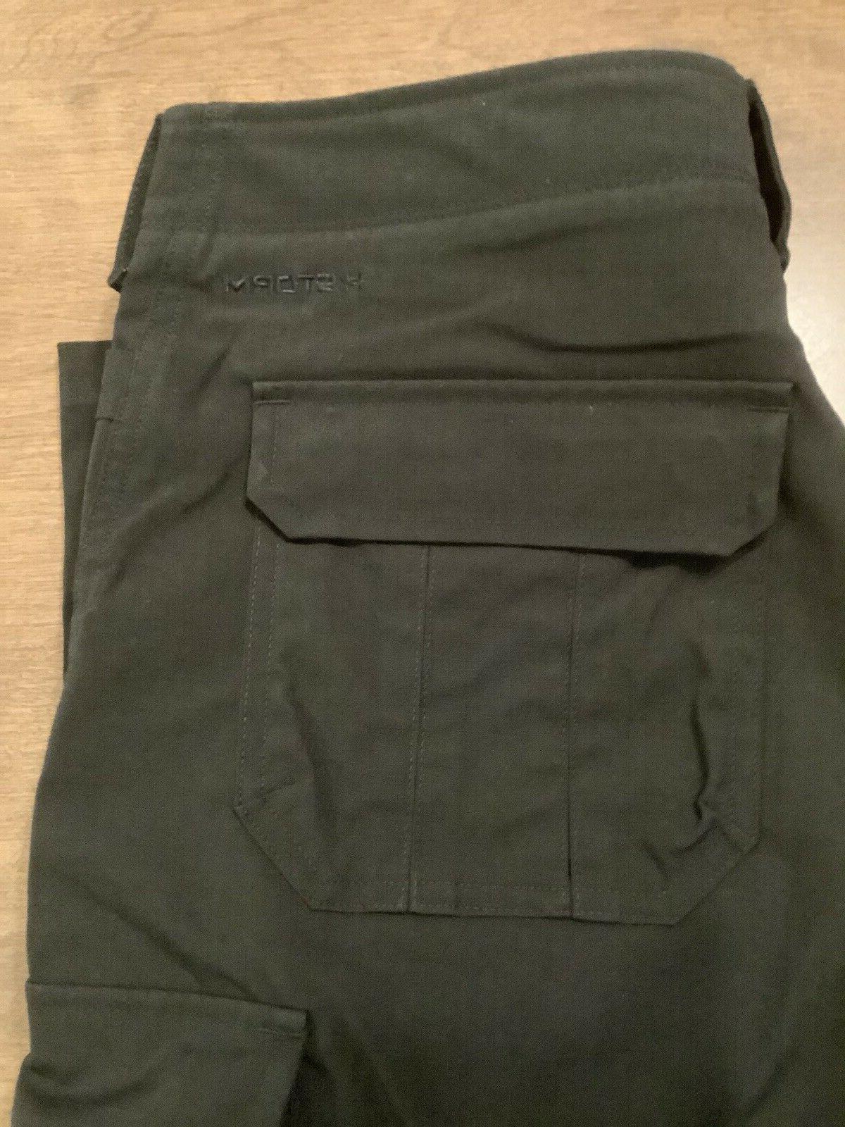 Under Storm Tactical Pants 1265491 Black 40x32 NWT