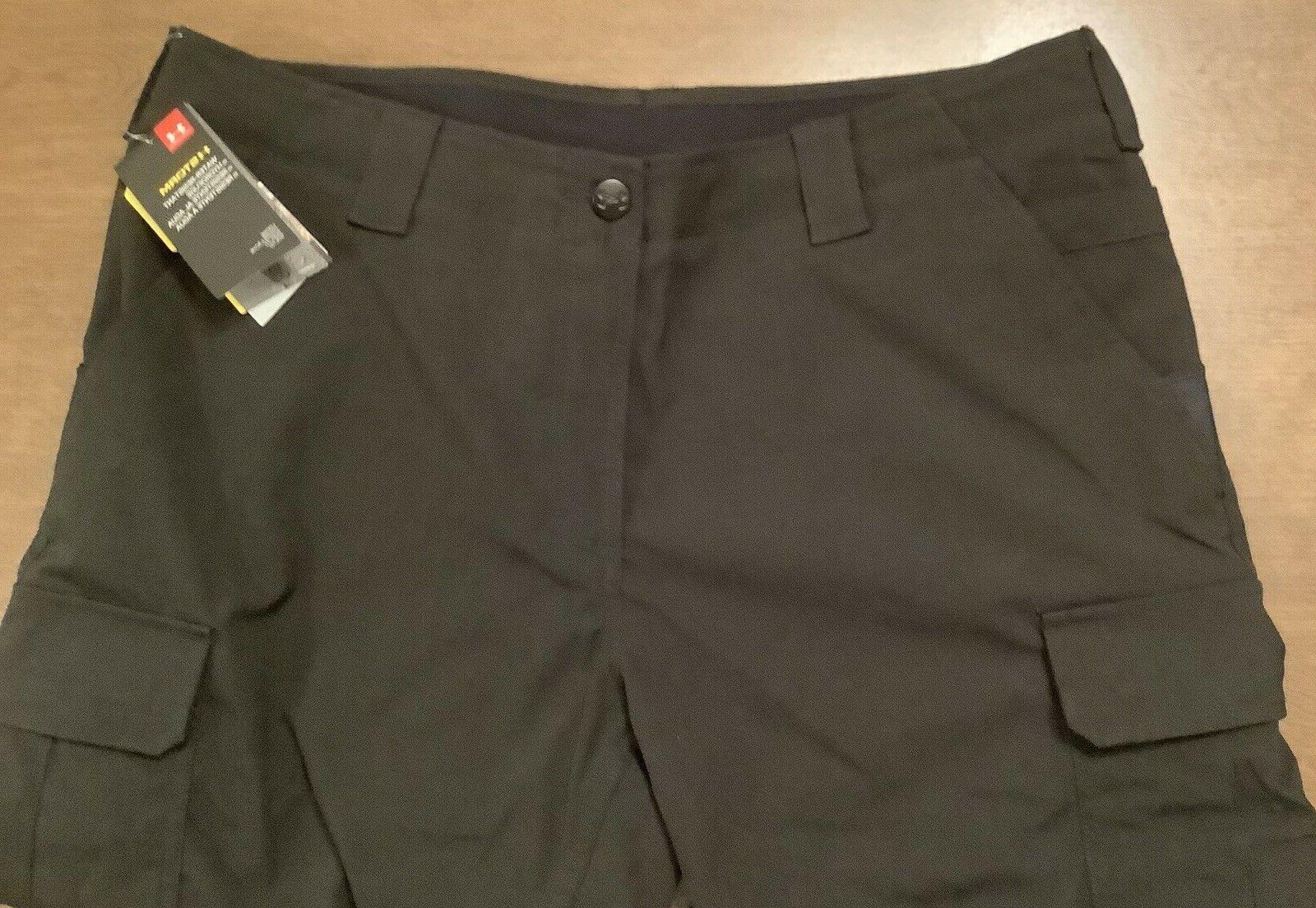 Under Pants Black 40x32 NWT