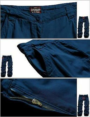 Match Men's Pants, Blue, UjDM