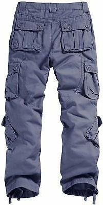 Match Men's Pants #3357, Bluish Gray, Size