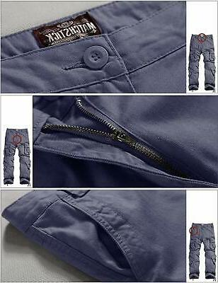 Pants Bluish Gray, Size 40