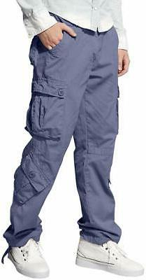 Match Pants #3357, Gray, Size