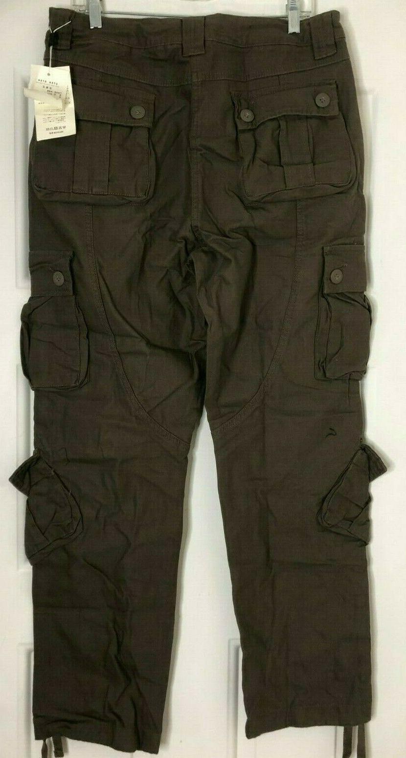 Match Wild Pants, Dark