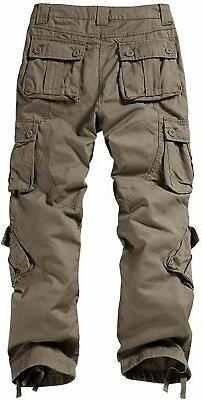 Match Wild Cargo Pants