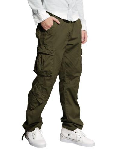 Match Men's PantsArmy Green,40