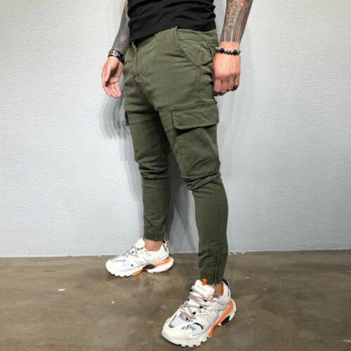 Men's Pants Slim Fit Casual