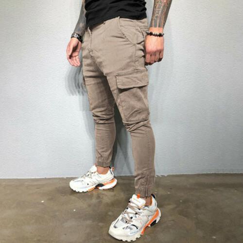 Men's Pants Skinny Fit