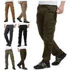 Men Tactical Hiking Pants Military Army Cargo Security Comba