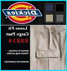 mens 23214 loose fit cargo pants 30